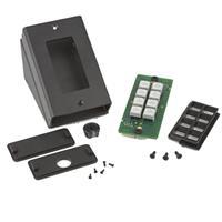 Lectrosonics RCWPB8DESK Pushbutton Desktop Remote Control for DM and ASPEN Series Processors, 8 Buttons