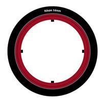 Image of Lee Filters Nikon AF NIKKOR 14mm f/2.8D ED Lens Thread to Lee SW150 Filter Holder Adaptor Ring
