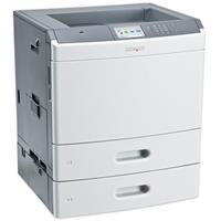 Image of Lexmark C792dte Duplex Color Photo Laser Printer, 50ppm Print Speed, 1200x1200dpi Resolution, 1200 Sheet Input Media Capacity