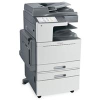 Image of Lexmark X952dte Color Laser Multi Function Printer, 50ppm Color Speed, 1200x1200 dpi Resolution - Print, Copy, Scan, Fax