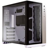 Image of Lian-Li PC-O11DW Dynamic Mid Tower Tempered Glass Computer Case, White