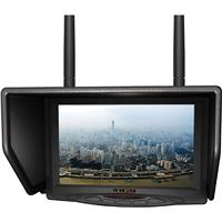 """Image of Lilliput 329/DW 7"""" FPV LED Monitor with 5.8GHz Wireless Dual Receiver, 800x480"""