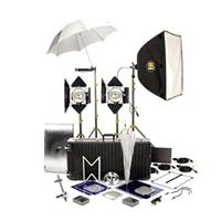 Lowel DP Super Remote Kit, 3000w Quartz Lighting Outfit Product picture - 22