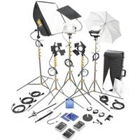 Lowel DV Pro 55 Lighting and Accessories Kit with TO-84Z Case Product picture - 22