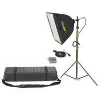 Lowel Rifa 44eX Kit, Quartz Softlight Outfit, with V-85 Hard (Shoulder) Case Product image - 661