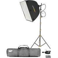 Lowel Rifa 66 Kit, Quartz SoftLight Outfit, with Rifa LB-40 Trapezoid Soft Case Product image - 437
