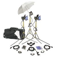 Lowel GO All Pro Kit, Quartz Lighting Outfit with LB-30 Soft Case. Product image - 277