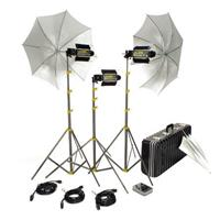 Lowel Trans-kit Still & Video Photographic Location Lighting Kit with TO-83 Case. Product image - 100