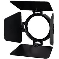 Image of Light & Motion Extended Barn Doors Light Modifier with DM Interface for Stella Pro