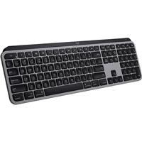 Image of Logitech MX Keys Wireless Keyboard for Apple Mac, Space Gray