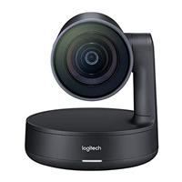 Logitech Rally 4K Ultra HD PTZ Conferencing Camera, 15x Optical Zoom
