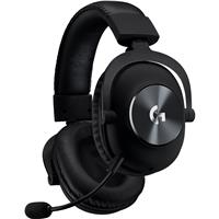 Image of Logitech G PRO X Gaming Headset with Microphone