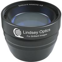 Image of Lindsey Optics Brilliant Macro +3 Attachment Lens