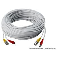 Lorex 250' RG59 High Performance BNC Video/Power Cable for Security Camera Systems