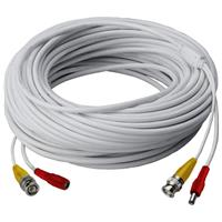 Lorex 60' RG59 High Performance BNC Video/Power Cable for Security Camera Systems