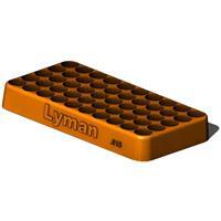 Lyman Custom Fit Loading Block for 50 Cartridges in .388 Caliber