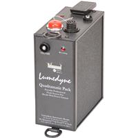Lumedyne Quadra-Matic 400ws Extra Fast Recycling Power Pack, with One Quantum Q-Flash Outlet and One Product image - 229
