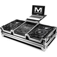 Marathon Flight Road Case for 2x Large Format Pioneer CDJ-2000 CD Players Plus Rane Sixty-One Serrato Mixer