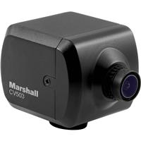 Image of Marshall Electronics CV503 Full HD Miniature Camera with M12 Mount and Interchangeable 3.6mm Lens (72 AOV), 1920x1080p at 60 fps, 3G/HD-SDI Output