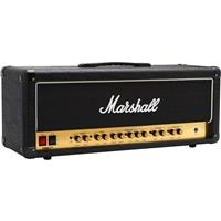 Image of Marshall DSL100HR 2-Channel 100W Valve Amplifier Head with Reverb and Resonance