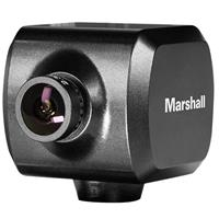 Image of Marshall Electronics CV506-H12 2MP Miniature High-Speed Camera with 3.6mm M12 Mount Lens, 1080p at 120 fps
