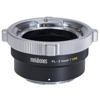 Image of Metabones ARRI PL to Nikon Z Mount T CINE Adapter for Nikon Z Camera and Camcorders
