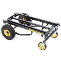 Multicart R10 Max Transporter with Pneumatic Rear Wheels, Load capacity: 500 lbs. / 32 cu. ft. Product image - 326