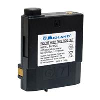 Midland Lithium Polymer Battery for GXT2000 and GXT2050 Two-Way Radios