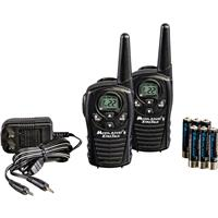 Midland 22 Channels 2 Way Radios With Batteries & Dual AC Wall Charger, Up to 18 Mile Range