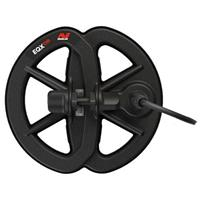 """Image of Minelab 6"""" EQX 06 Round Double-D Waterproof Smart Search Coil for EQUINOX Series Metal Detectors"""