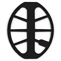 """Image of Minelab 15"""" EQX 15 Elliptical Search Coil Cover Skidplate for EQUINOX Series Metal Detectors"""
