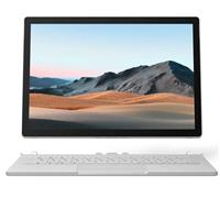 """Image of Microsoft Surface Book 3 13.5"""" 2-In-1 Touchscreen Notebook Computer, Intel Core i7-1065G7 1.5GHz, 32GB RAM, 512GB SSD, NVIDIA GeForce GTX 1650 Max-Q 4GB, Windows 10 Pro, Platinum"""