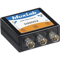 Compare Prices Of  Muxlab RGB Video Balun, 3x BNC Connectors