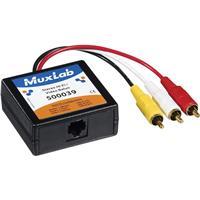 Image of Muxlab Stereo Hi-Fi/Video Balun