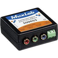 Compare Prices Of  Muxlab Component Video/IR-Pass-Thru Balun, Female