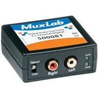 Image of Muxlab 5.1 Channel Digital Audio Converter