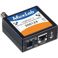 Image of Muxlab LongReach II Active CCTV Receiver Balun