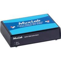 Image of Muxlab Active VGA Audio Balun Transmitter with Power Supply