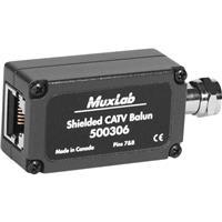 Image of Muxlab Shielded CATV Balun