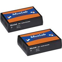 Image of Muxlab DVI/Audio Extender Kit