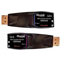 Image of Muxlab HDMI 2.0 Fiber Extender Kit
