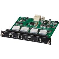 Compare Prices Of  Muxlab 4 Channel HDBT PoE 4K UHD Input Card for Multimedia 16x16 Matrix Switch