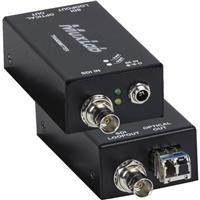 Image of Muxlab 12G-SDI Fiber Extender Kit