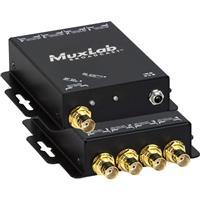Image of Muxlab 3G-SDI 1x4 Splitter
