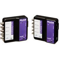 Image of Muxlab 6G-SDI Extender Over Fiber Multi-Mode 1300' Optic Kit