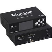 Image of Muxlab HDMI 2.0/3G-SDI Signal Generator