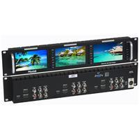 "Compare Prices Of  Muxlab HDMI/3G-SDI Triple 5"" TFT LCD Display"