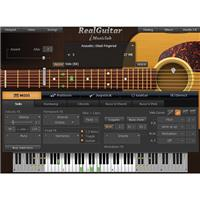 Image of MusicLab RealGuitar 4 Rhythm Guitar Accompaniment Software Plug-In, Electronic Download