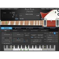 Image of MusicLab RealRick Rickenbacker Guitar Virtual Instrument VST/AU Software Plug-In, Electronic Download