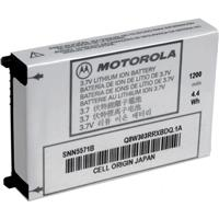 Motorola PMNN4497 18 Hours Rechargeable Lithium-Ion Battery for CLS Series 2-Way Radios